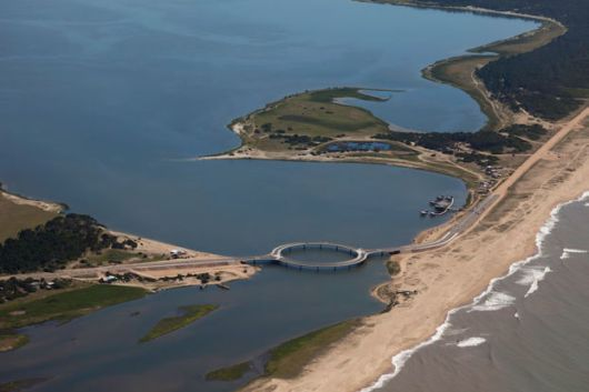 The Stunning Circular Bridge In Uruguay Is Seriously Cool