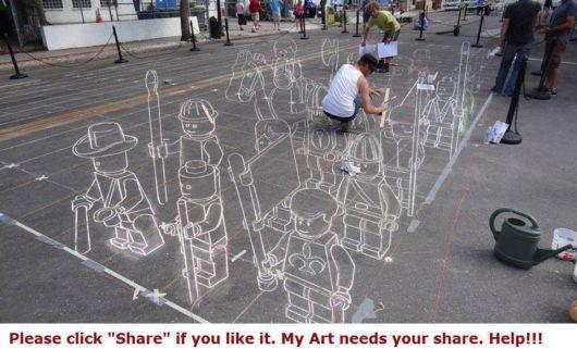 Amazing And Unbelievable Street Art