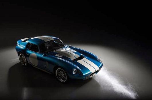 The New Super Electric Car Renovo Coupe