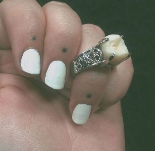 This Woman Was Given The Creepiest Engagement Ring Ever