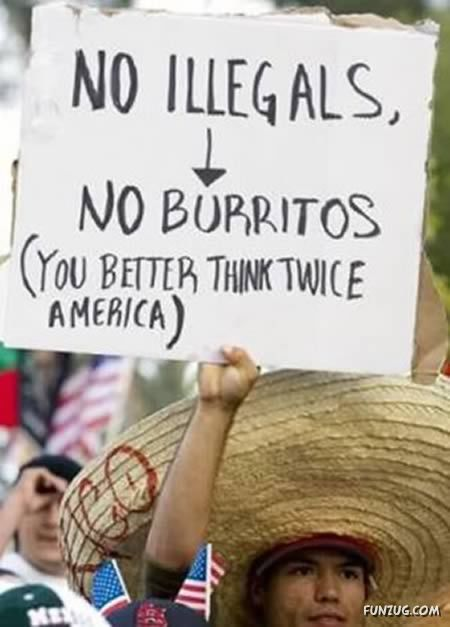 Some Hilarious Protest Signs