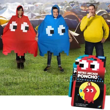 Weirdest Ponchos Collection