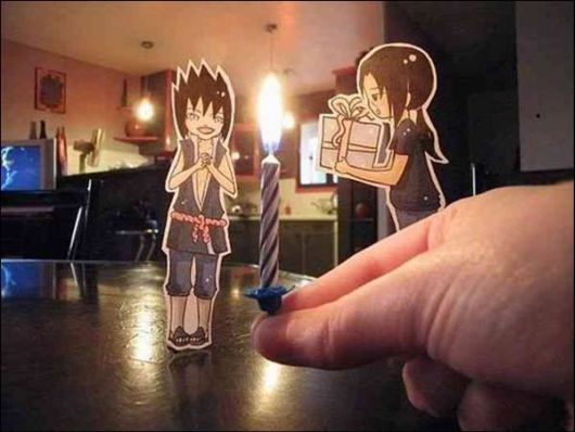 Creative Paper Child Art By Lowra