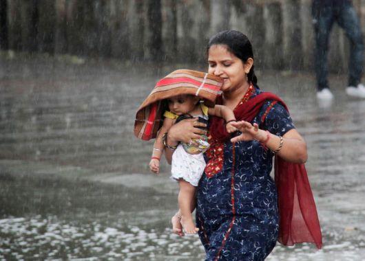 The Start Of The Monsoon Season