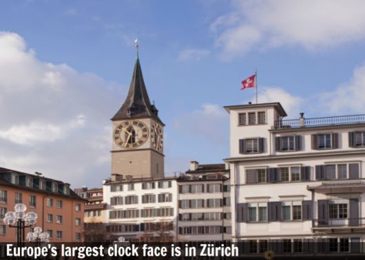 12 Amazing Facts You Didn't Know About Switzerland
