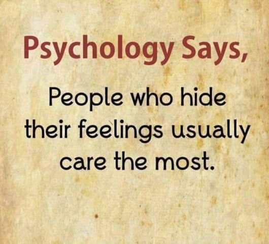 Some Psychology Facts Really Worth Reading