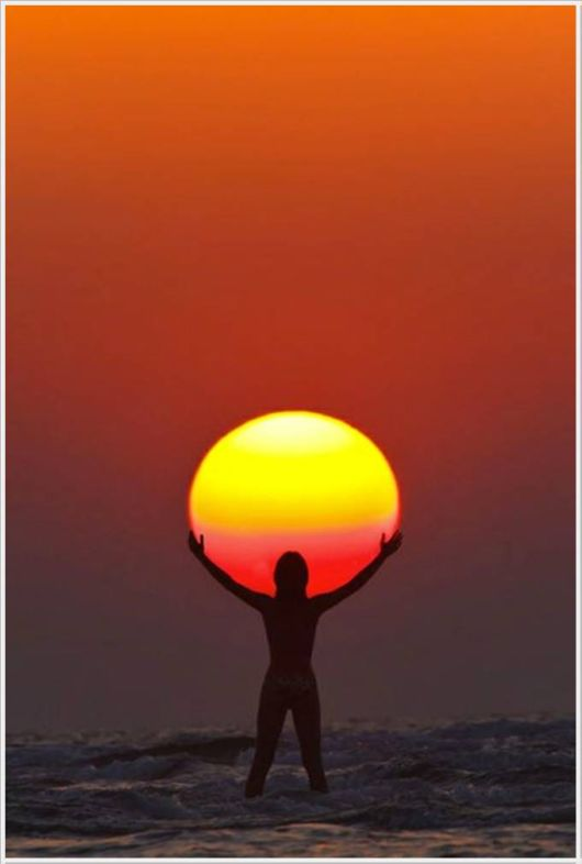 The Unseen Beauty Of The Sun