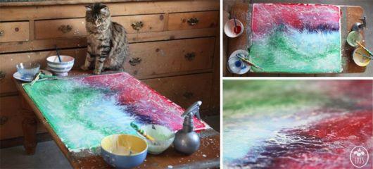 5-Year-Old Autistic Kid Paints Stunning Masterpieces