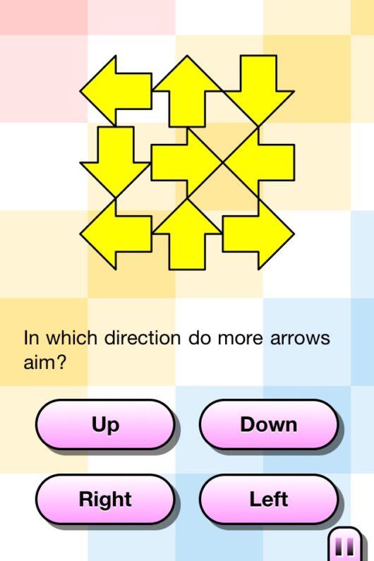 Arrow Direction Puzzle