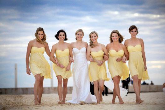 Wonderful Beach Wedding Pictures