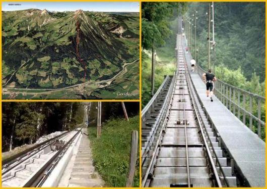 Beautiful Stairs From Around The World