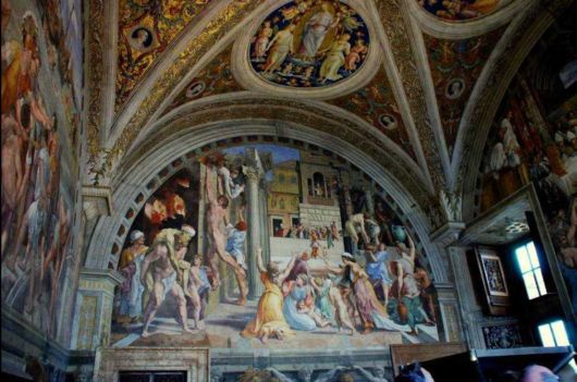 The Vatican Museum Of Art
