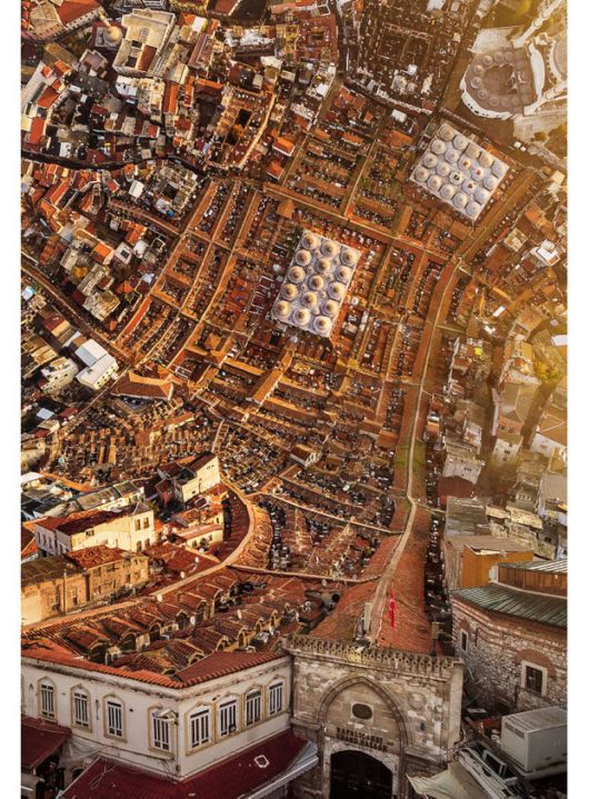 Incredible Photos Of Istanbul From The Top