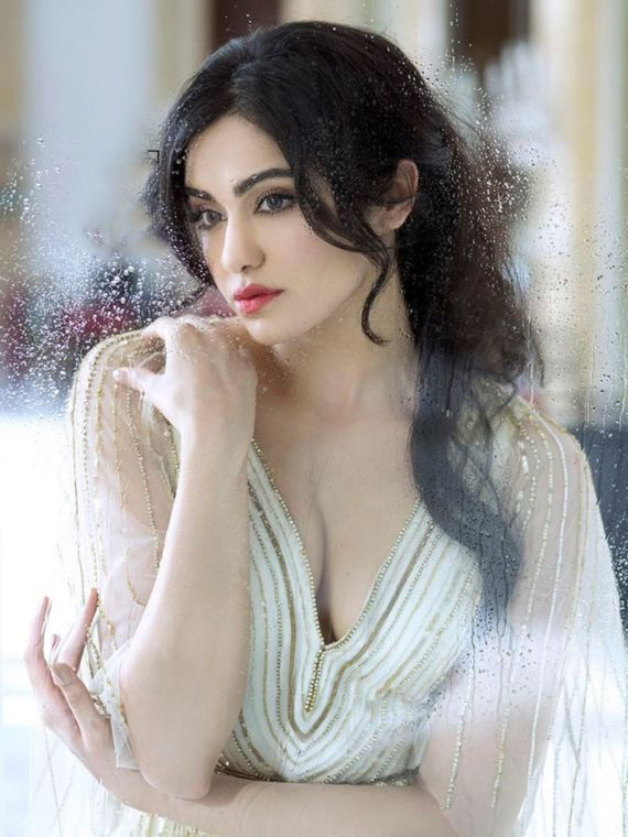 Adah Sharma Gears Up For Action-packed Commando 2