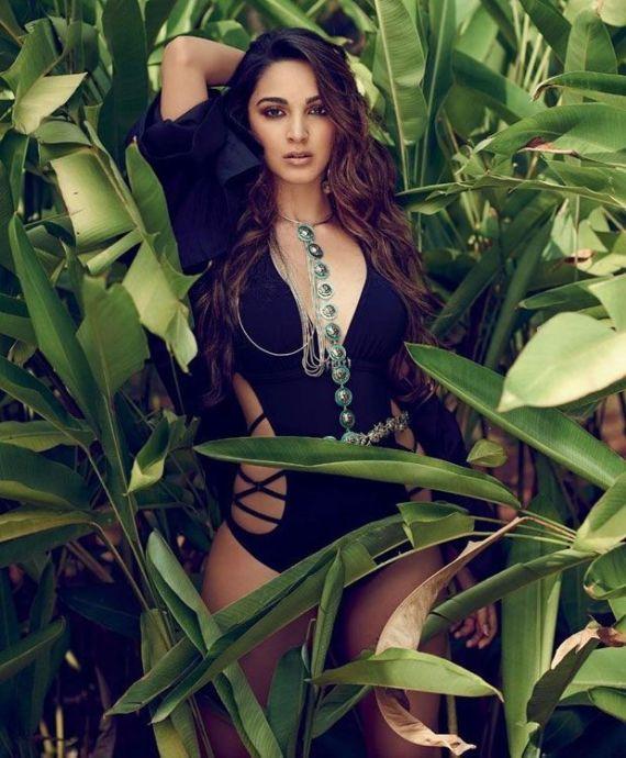 Kiara Advani Pictures From Maxim India Magazine