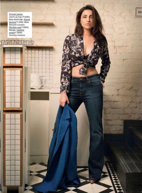 Parineeti Chopra Shoot For JUICE Magazine September 2015