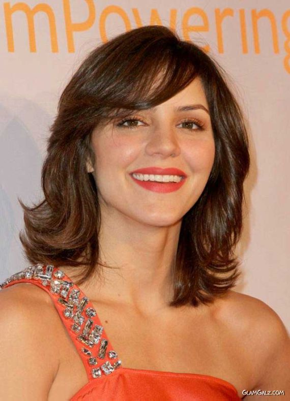 Katharine McPhee Graces Global Action Awards