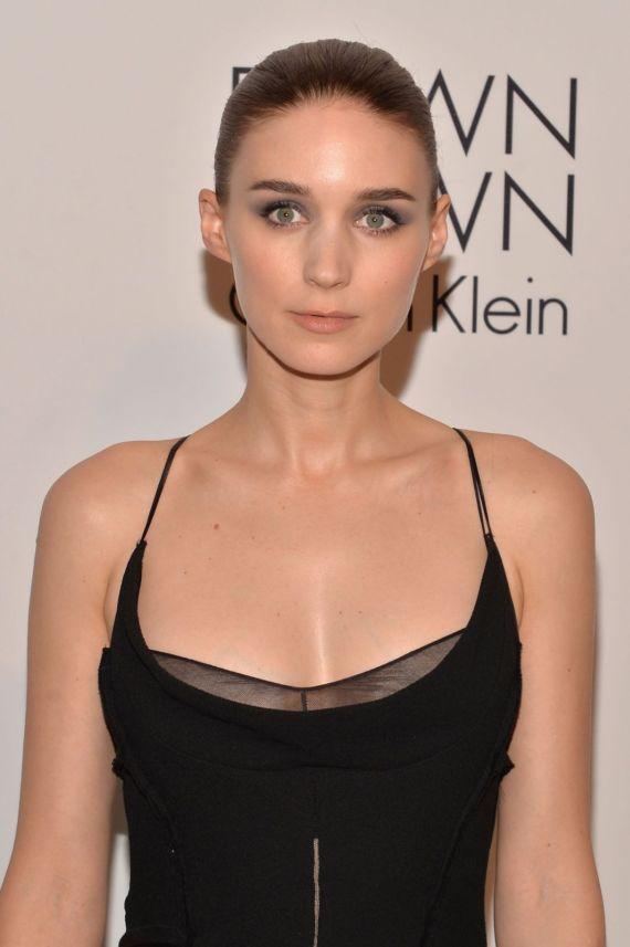 Patricia Rooney Mara Joins Calvin Klein Show