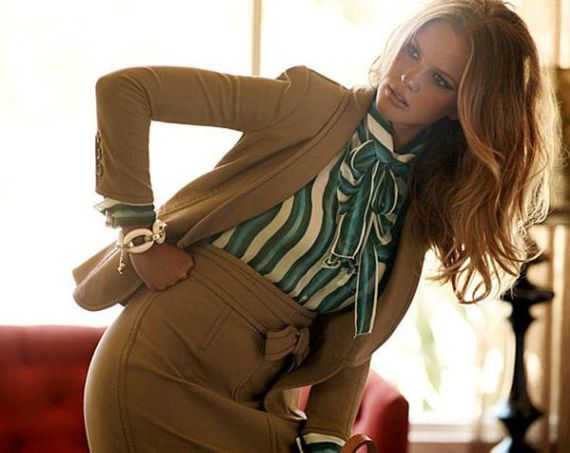 Anne Vyalitsyna Stylish Photoshoot