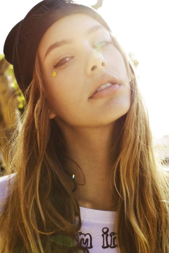 Camila Morrone's Exclusive Photoshoot
