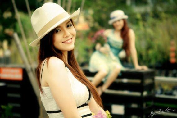 Beautiful Korean Models Photography
