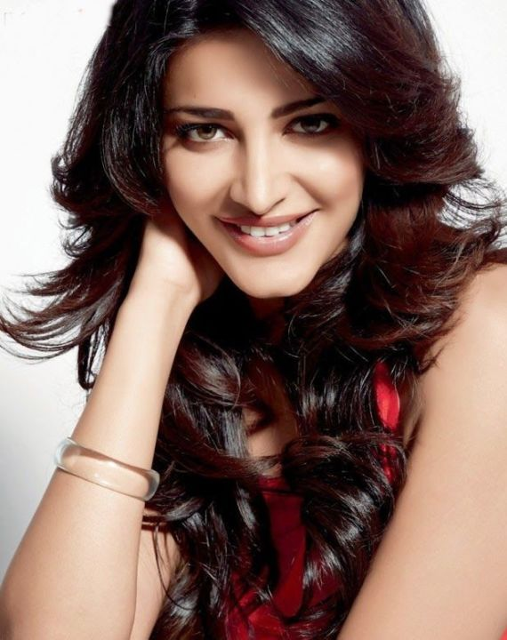 Shruti Hassan Photoshoot For Women Health Magazine