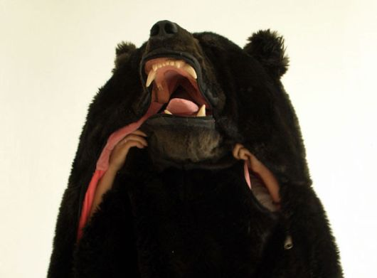 Bear Sleeping Bag Will Make Sure No One Disturbs Your Sleep