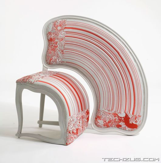 Strange Chairs Are More Than Unique